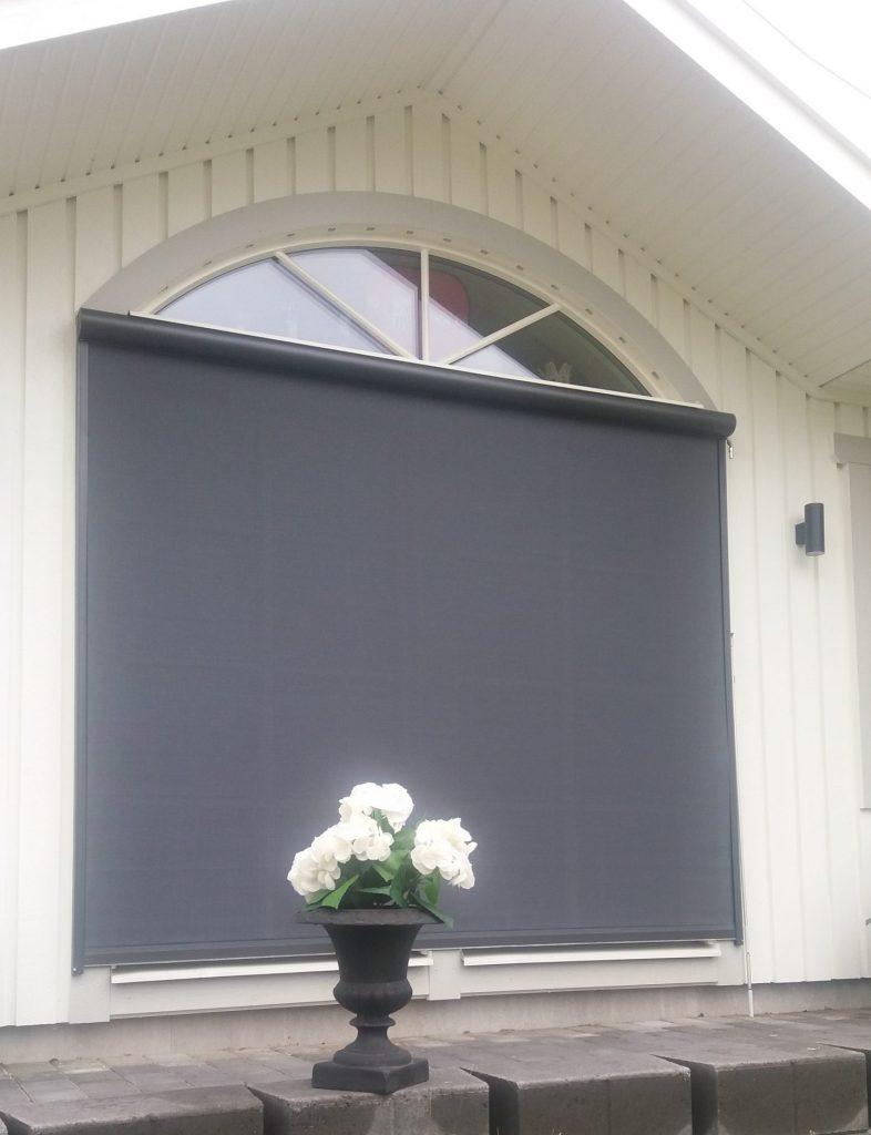 Vertikalmarkis screen